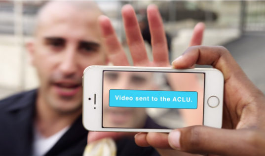The ACLU Has an App to Easily Record and Submit Police Encounters