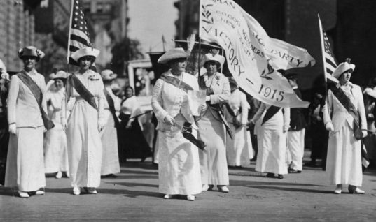 A Century Later We Still Need The Equal Rights Amendment