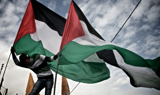 Israel Will Eventually Wipe Out Palestine With the Construction of More Illegal Settlements