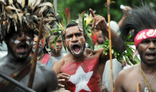 Human Rights Violation in West Papua