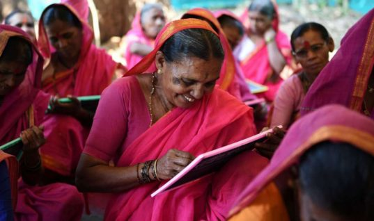 This School in India Is Empowering Grandmothers To Get an Education