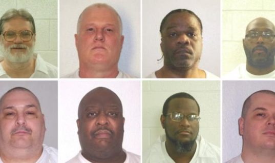 Why Is the Arkansas Department of Corrections in a Hurry to Execute These Prisoners?
