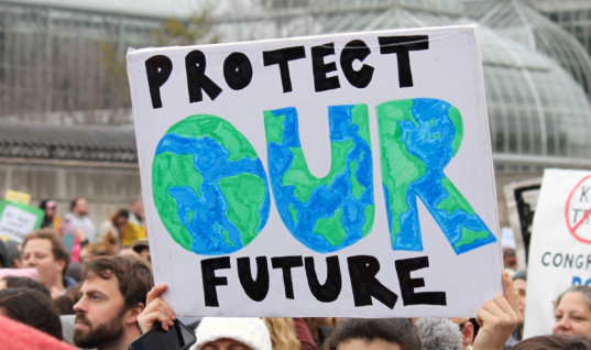 3 People Changing the Way We View Environmental Activism