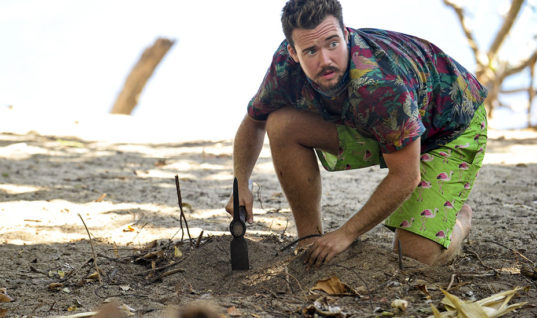 How 'Survivor' Contestant Zeke Smith Was Outed As Transgender On National Television