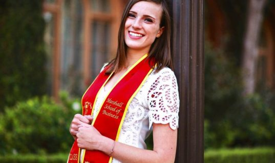 Interview With YouTuber and USC Graduate Katherine Berry