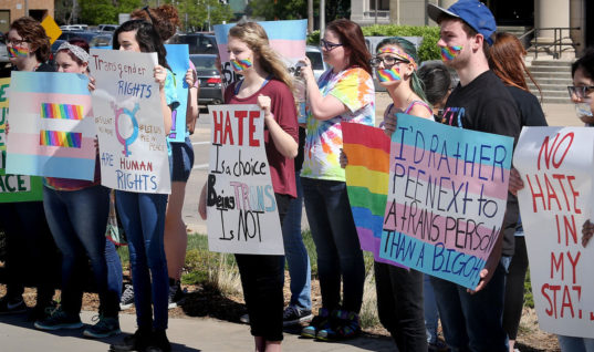 Texas Legislators Pass Discriminatory Bathroom Bill