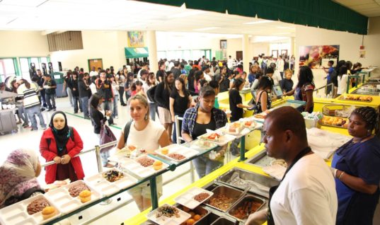 Students With Lunch Debt Are Getting Shamed by Their School Districts