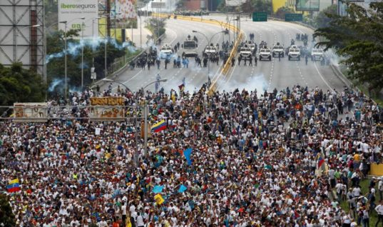 Why I Risk My Life Protesting and Fighting for a Better Venezuela Every Day
