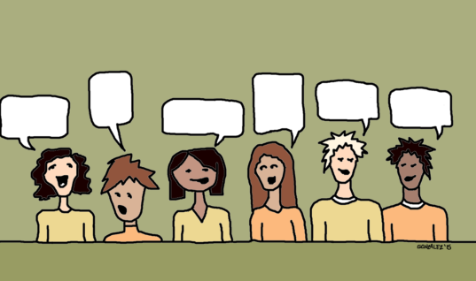 How Classroom Discussions Teach the Importance of Voicing Your Opinion