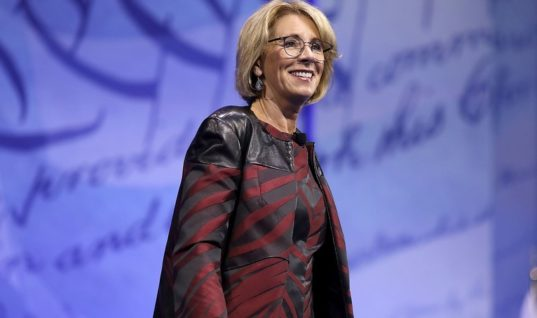 Betsy DeVos Wants to End Student Loan Forgiveness Program