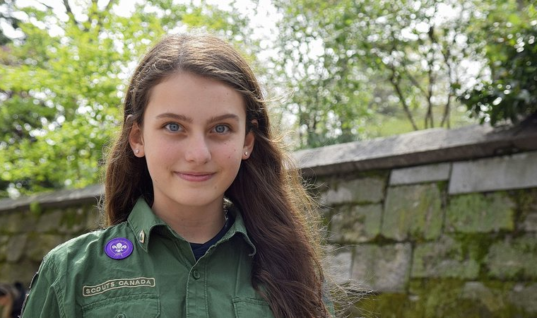 "Why Sydney Ireland Can't ""Just Join Girl Scouts"" Instead"
