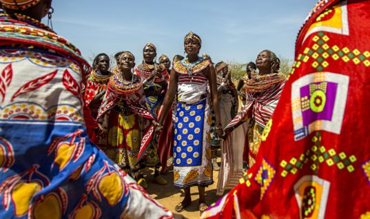 Welcome To The Umoja Village — A Place Where Men Are Not Allowed