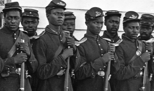 Fact: African-Americans Commemorated the First Memorial Day