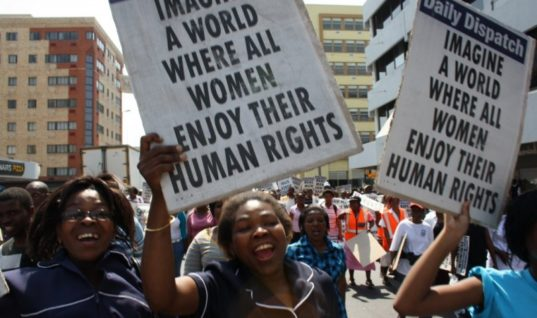 Human Trafficking, Violence And Harassment Are Consequences Of Being A Girl Child In South Africa