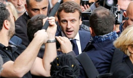 Emmanuel Macron's Statement at the G20 Was Racist: The  Perspective of a Djiboutian American