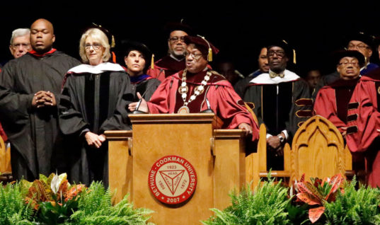 The President of Bethune-Cookman University Should Be Expelled