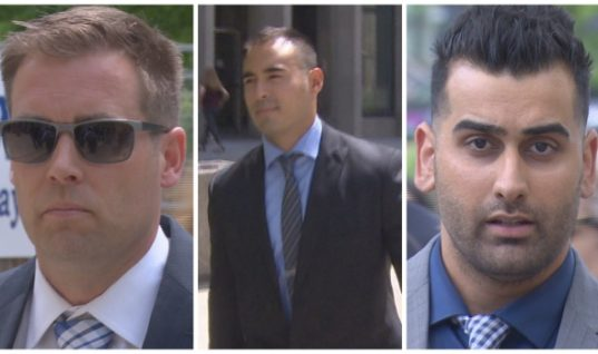 Police Officers Accused of Sexually Assaulting Female Co-Worker Choose Trial by Judge to Avoid Scrutiny by Jury