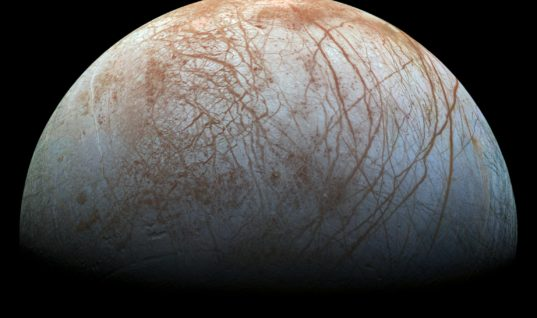 The Story of Europa, Jupiter's Mysterious Sixth Moon