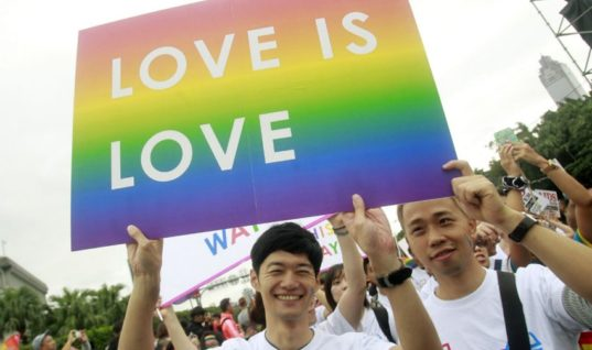 Taiwan Chose Love Today