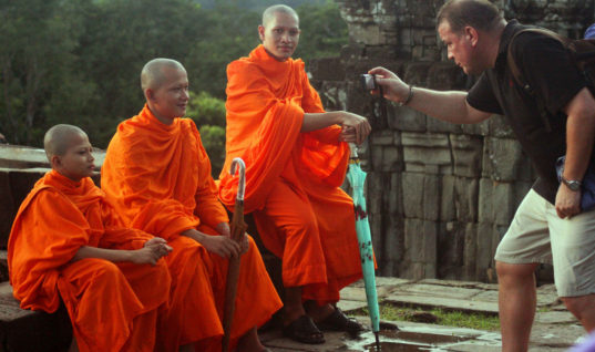 The White Person's Guide to Vacationing in Asia