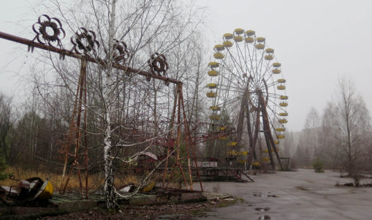 Don't Forget Chernobyl