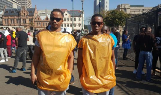 South African Men Are Trash, and Here's Why