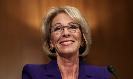 An Open Letter to Betsy DeVos: Do Better
