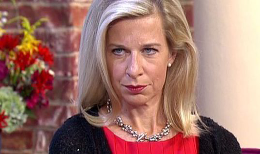 Katie Hopkins appearing on This Morning