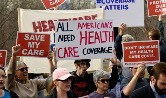 Republicans Reveal Obamacare Repeal Bill But Still Lack Votes