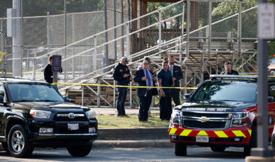 Congressman and Others Shot During a Baseball Practice in Virginia