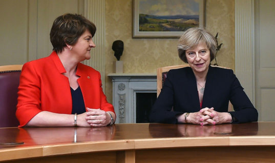 DUPed out of a Decent Future? The Controversy Surrounding the Potential DUP/Tory Government