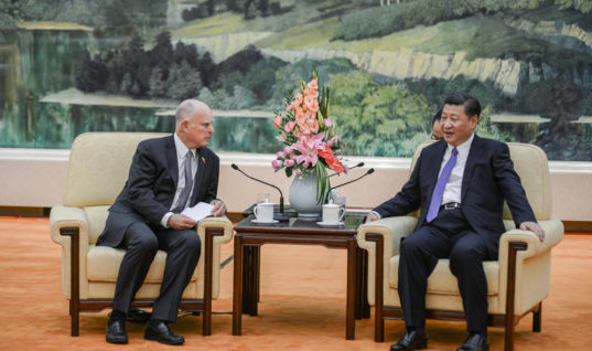 China and Other Nations Stop Looking to DC and Start Looking to California to Combat Climate Change