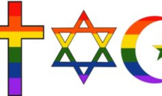 Being Religious and Being LGBT+ Aren't Mutually Exclusive