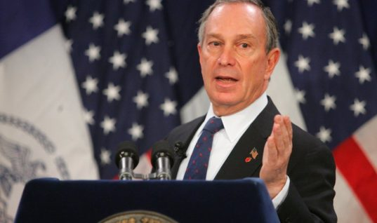 Michael Bloomberg Promises $15 Million to Secure the U.S. in the Paris Agreement