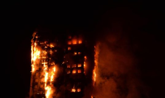 The Grenfell Tower Is a Consequence of British Politics… And No One Wants to Admit It