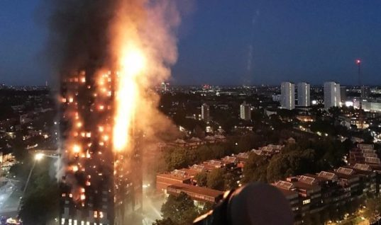 The Grenfell Tower Fire Is Austerity's Wreckage