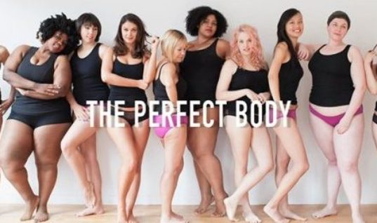 The Perfect Body (An Image Created For Exploitation)