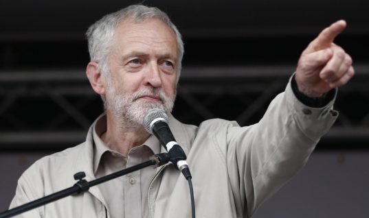 A Revolution Is Coming: The Rise Of Jeremy Corbyn's Labour And UK's Youth