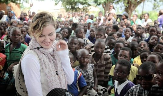 Madonna Opens Doors to Malawi's First Pediatric Surgery and ICU