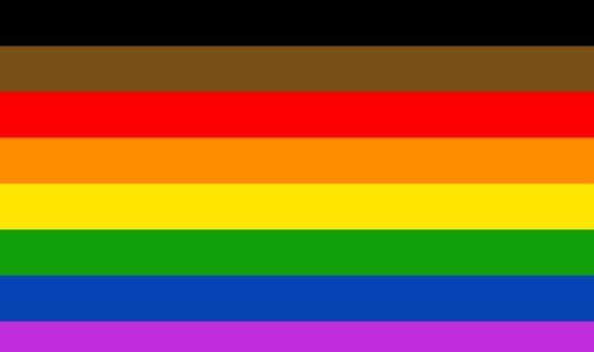 Last Month A New Pride Flag Was Introduced; This Month I Summarize How I Feel