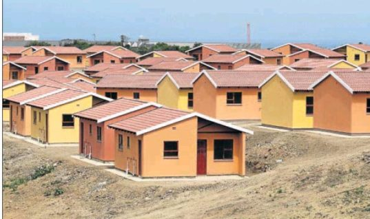 South Africa's Housing Issue