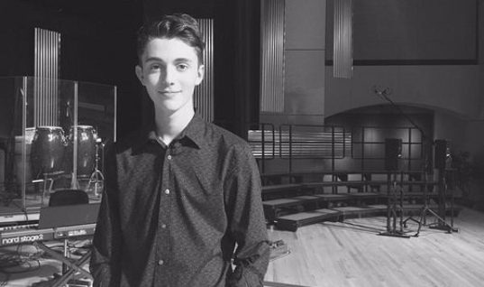 Greyson Chance Publicly Comes Out As Gay