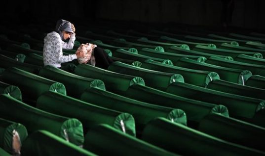 Remembering Srebrenica 22 Years On