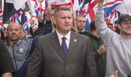 Who Exactly Are Britain First Protecting?