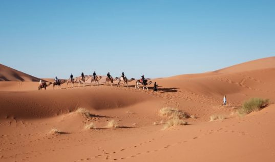 Migrant Crisis: Subsaharan Africa to North Africa