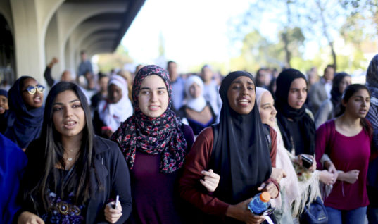 Can You Hear Us Now: An Ongoing Movement to Raise the Voices of Muslim Women