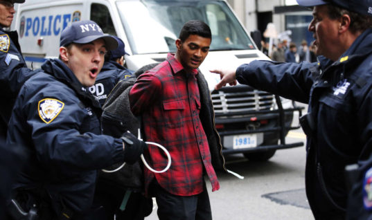 """According to the New York Police Department, """"Blue Racism"""" Actually Exists"""