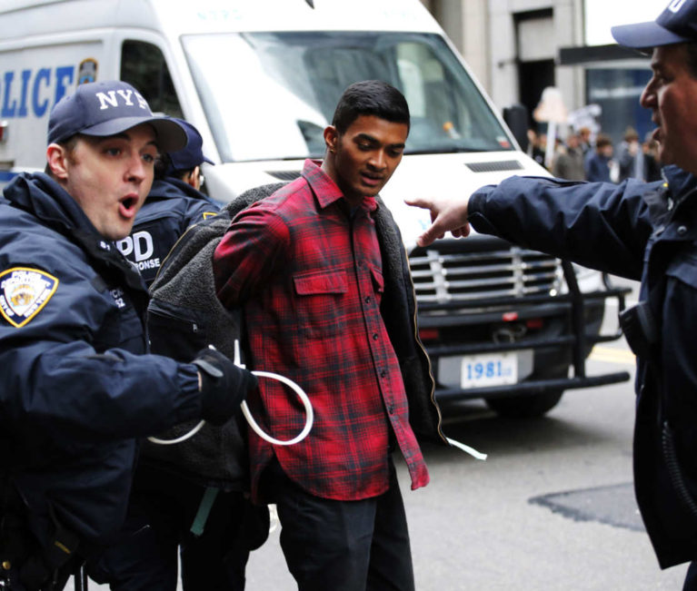"According to the New York Police Department, ""Blue Racism"" Actually Exists"