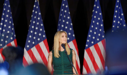 Champion for Women's Rights Ivanka Trump Supports the Removal of an Obama-era Equal Pay Policy