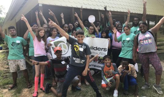 What I Learned From Being a Counselor at Peacebuilders Summer Camp, a Program Helping Middle Schoolers Explore Social Justice Issues